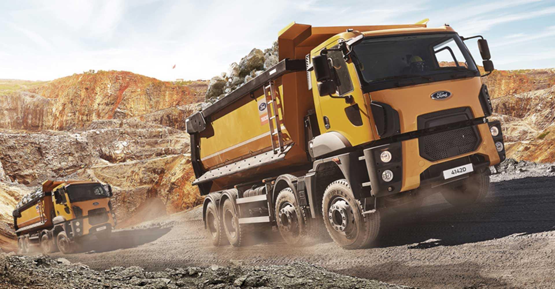 Ford Cargo Trucks