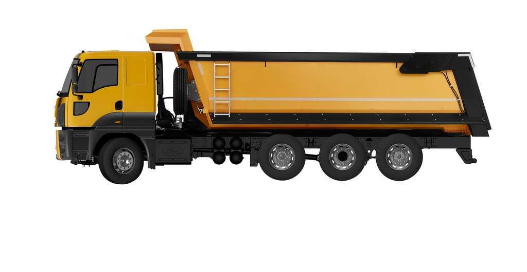 Ford Cargo 3233 SD