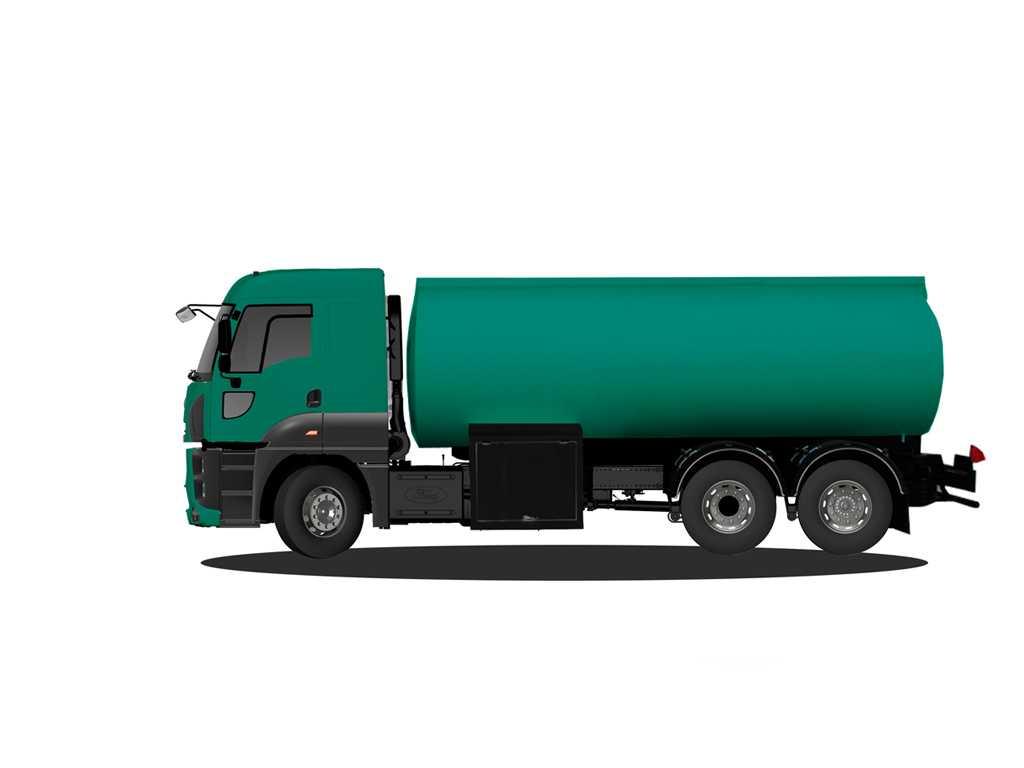 Ford Cargo 2533-HR