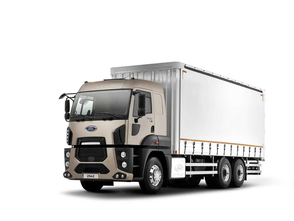 Ford Cargo 2542