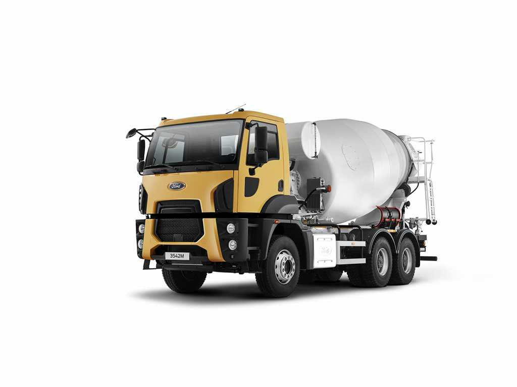 Ford Cargo 3542M
