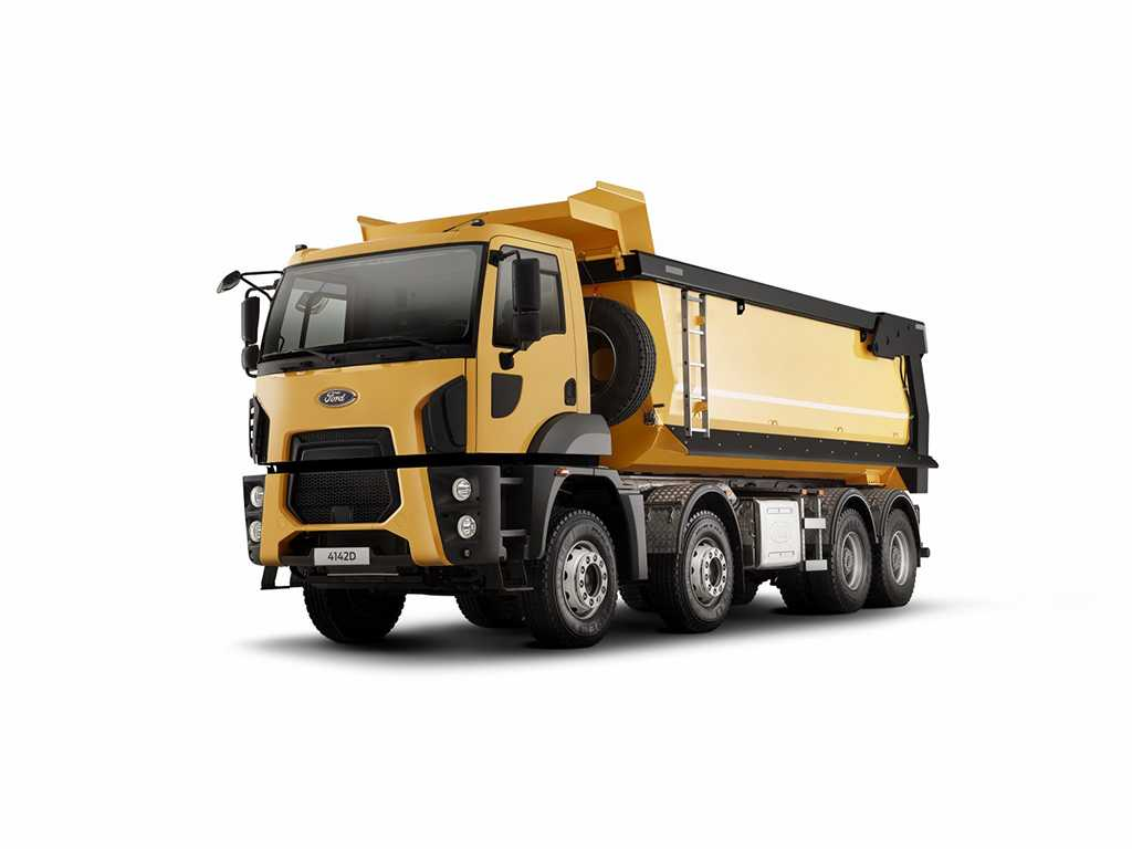 Ford Cargo 4142D