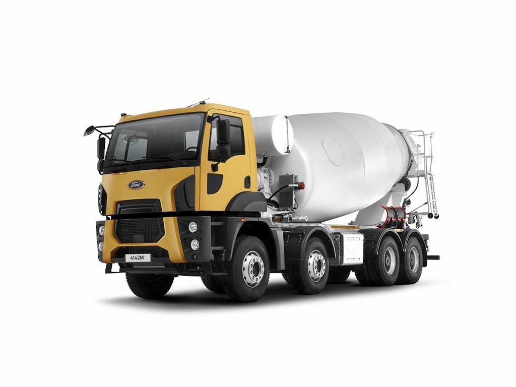 Ford Cargo 4142M2
