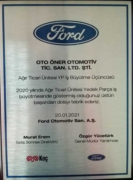 Ford Best of 2021